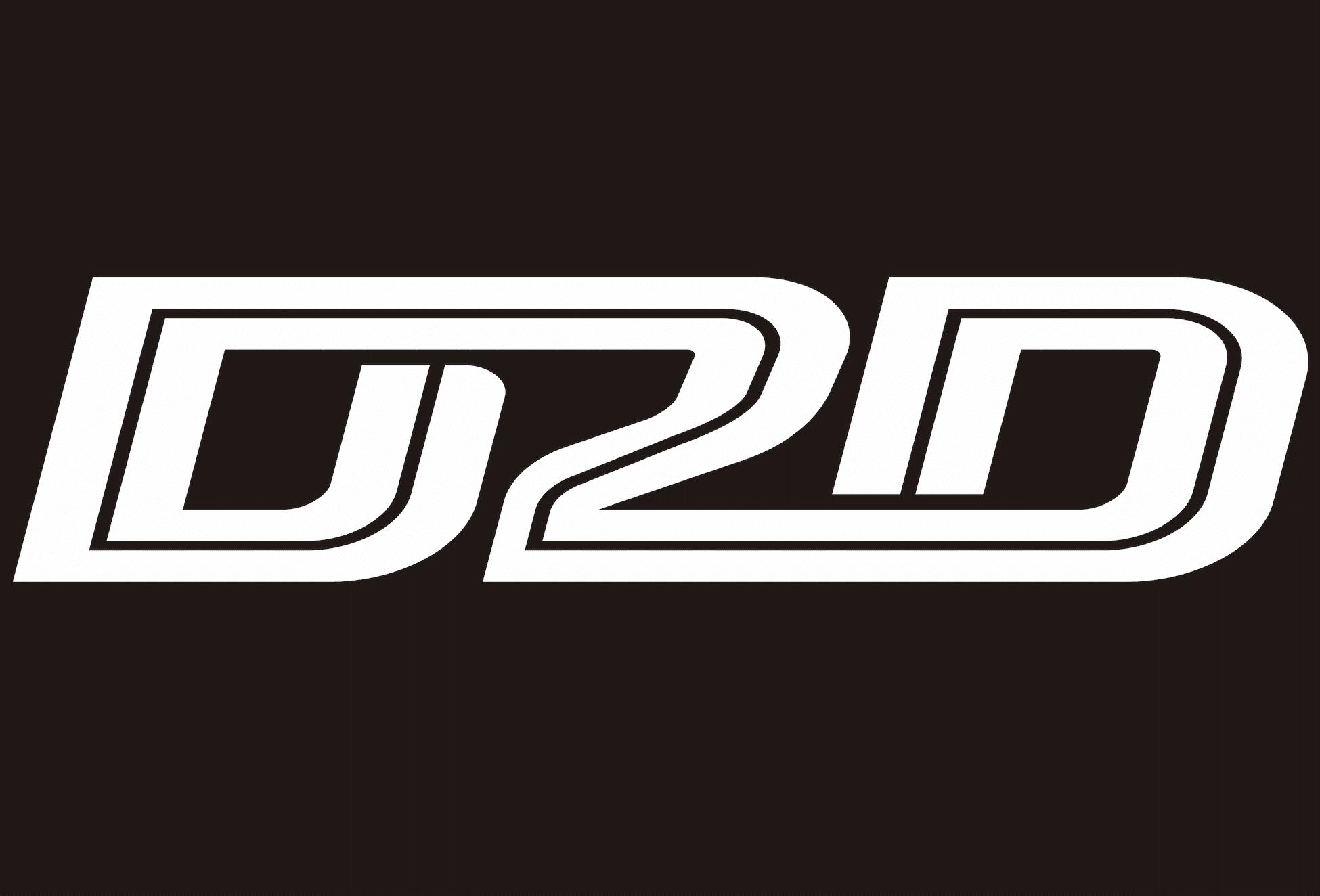 D2Dロゴ
